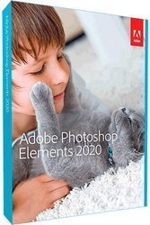 Adobe Photoshop Elements 2020 ENG Win/Mac - licencja rządowa