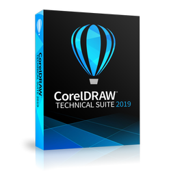 CorelDRAW Technical Suite 2019 Enterprise Upgrade License (includes 1 Year CorelSure Maintenance)(5-50)